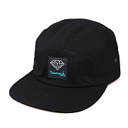 OG SIGN 5 PANEL CAMP CAP-BLACK