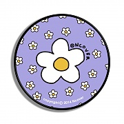 Flower dot-lilac(smart tok)