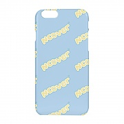 Color wave logo case-sky blue
