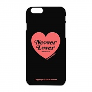 Heart lover case-black