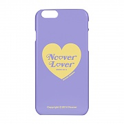Heart lover case-purple