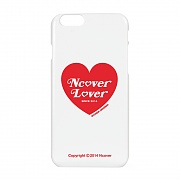 Heart lover case-white