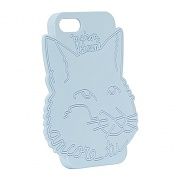 3D ANCORA TU IPHONE 8 CASE-LIGHT BLUE