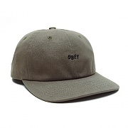(100580074)CUTTY 6 PANEL SNAPBACK-ARMY