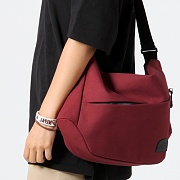 Easy Daily cross bag - Wine
