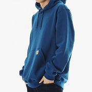 (K121) MIDWEIGHT HD PULLOVER-S.BLUE475