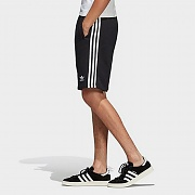 (DH5798) 3-STRIPES SHORT-BLACK