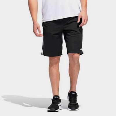 (DZ8479) ESSENTIALS 3-STRIPES SHORTS-BLACK