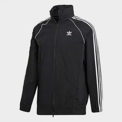 (CW1309) SST WINDBREAKER-BLACK