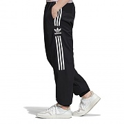 (ED6097) LOCK UP TRACK PANTS-BLACK