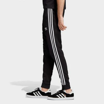 (DV1549) 3-STRIPES PANT-BLACK