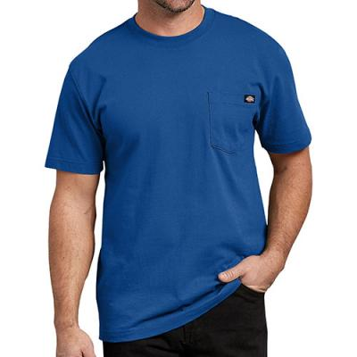 (WS450 RB) HEAVYWEIGHT TEE-ROYAL BLUE