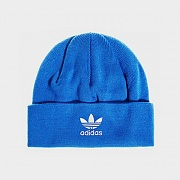 ORIGINALS TREFOIL BEANIE-COLLEGIATE ROYAL BLUE/WHITE