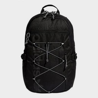 BUNGEE BACKPACK-BLACK/BLACK