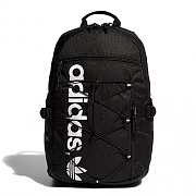 ORIGINALS BUNGEE BACKPACK-BLACK/WHITE