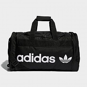 ORIGINALS SANTIAGO II DUFFEL-BLACK/WHITE
