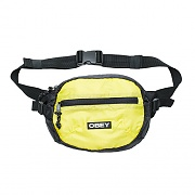 (100010126)COMMUTER WAIST BAG-BLK MULTI