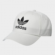 ORIGINALS ICON PRECURVE SNAPBACK-WHITE/BLACK