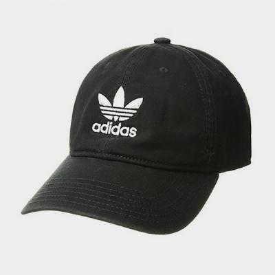 RELAXED STRAPBACK C1300X-BLACK/WHITE