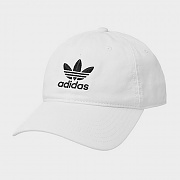 ORIGINALS RELAXED STRAPBACK C1300X-WHITE/BLACK
