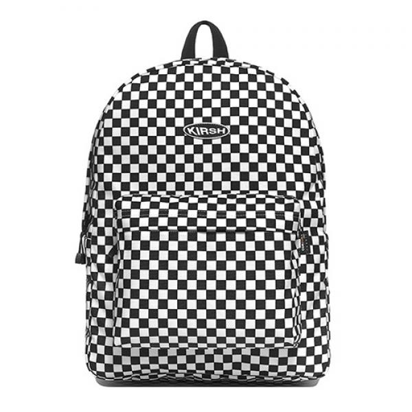 CIRCLE LOGO BACKPACK IA [WHITE]