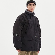 1920 MOUNTIAN PADDED JACKET DARK NAVY