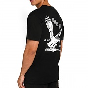 (163082158) EAGLE SWITCHBLADE BASIC TEE-BLK