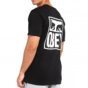 (163082142) OBEY EYES ICON 2 BASIC TEE-BLK