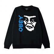 (112862141) THE CREEPER 2 BOX FIT PREMIUM CREW FLEECE-BLK