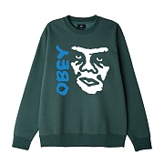 (112862141) THE CREEPER 2 BOX FIT PREMIUM CREW FLEECE-ALP