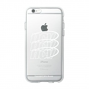Triple ncv logo case-white(jelly case)