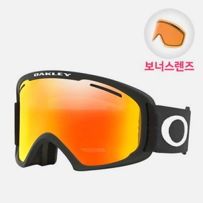 (7112A-01) 2021 오프레임 프로 아시안핏 O FRM 2.0 PRO XL MATTE BLACK-FIRE IRIDIUM+PERSIMMON