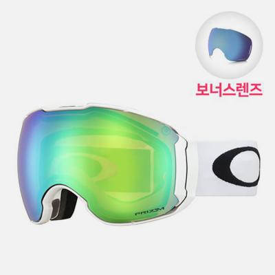 (7071-09) 에어브레이크XL AIRBRAKE XL POLISHED WHITE-JADE IRIDIUM+SAPPHIRE IRIDIUM