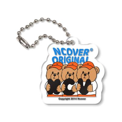 Ncv alphabet bruin(blow-up)-blue(keyring)