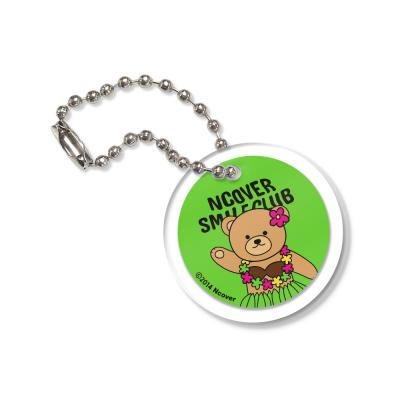 Aloha bruin(blow-up)-green(keyring)