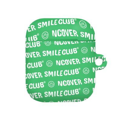 Smile club(emoticon)-green(airpods hard)