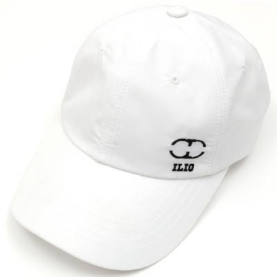 LOGO EMBROIDERY CAP-화이트