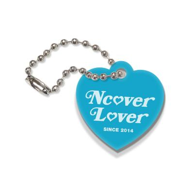 Heart lover-mint(key ring)