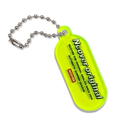 Ncover original-neon green(key ring)