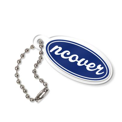 Original logo-blue(key ring)