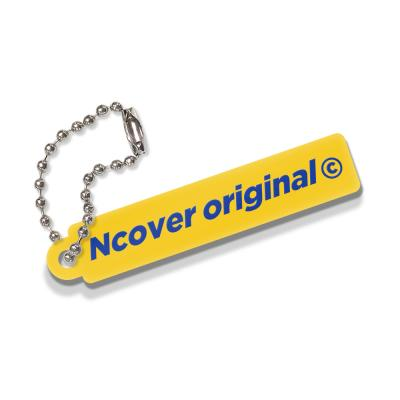 Rectangle original-yellow(key ring)