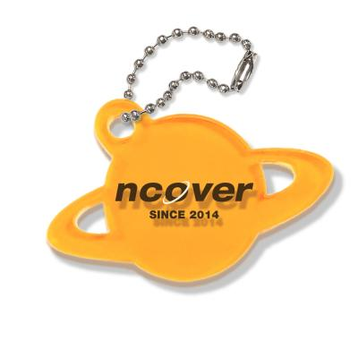 Saturn logo-orange(key ring)