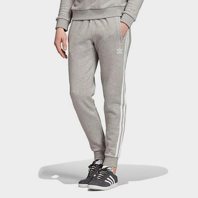 (ED6024) 3-STRIPES PANTS-GREY
