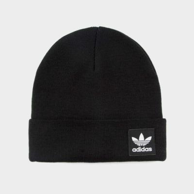 (CL5292) GROVE BEANIE-BLACK/WHITE