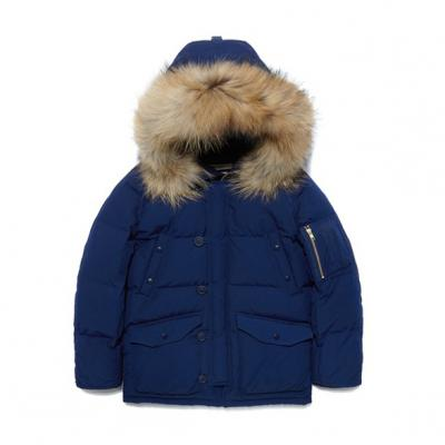 HEAVY DOWN PARKA DA [NAVY]