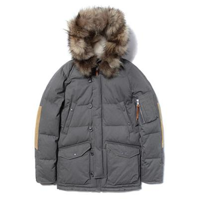 HEAVY DOWN PARKA [GREY]
