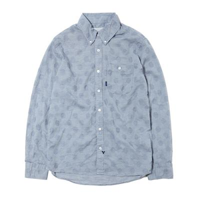 DOTTED SHIRT ES [GREY]