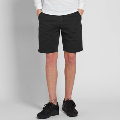 CLASSIC WASHED GRAMPS SHORT-BLK