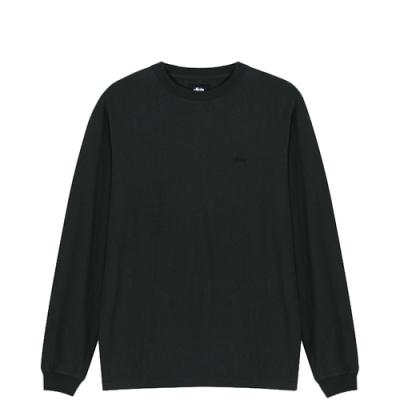 STOCK LS JERSEY-BLK