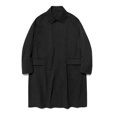 [ISVJ03] LIGHT DEVICE COAT IS [BLACK]